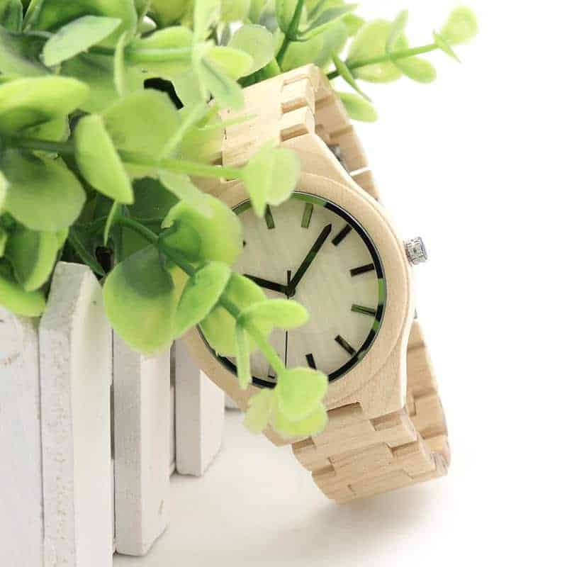 Bamboo Wooden Watches G30 3