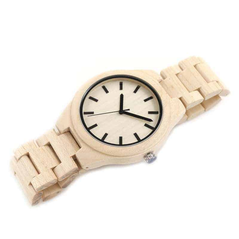 Bamboo Wooden Watches-G30-5