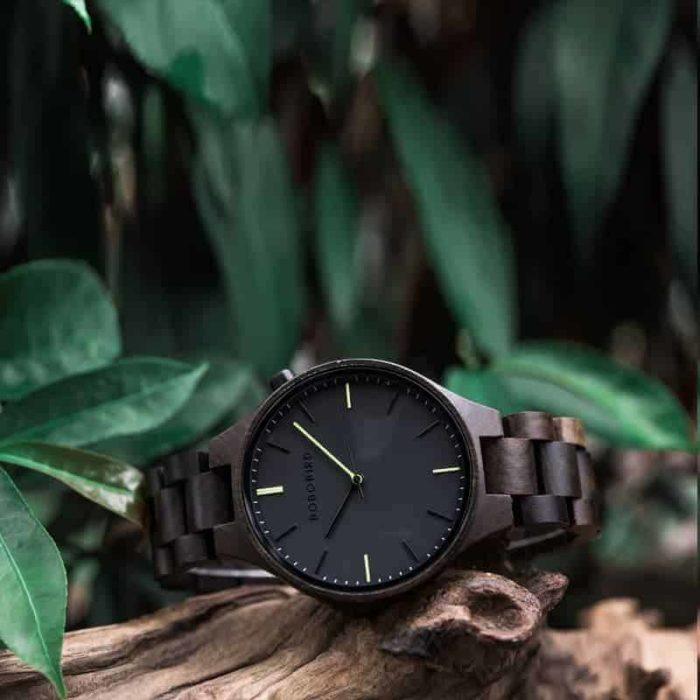 bobo bird wooden watches for men Walter S27-1
