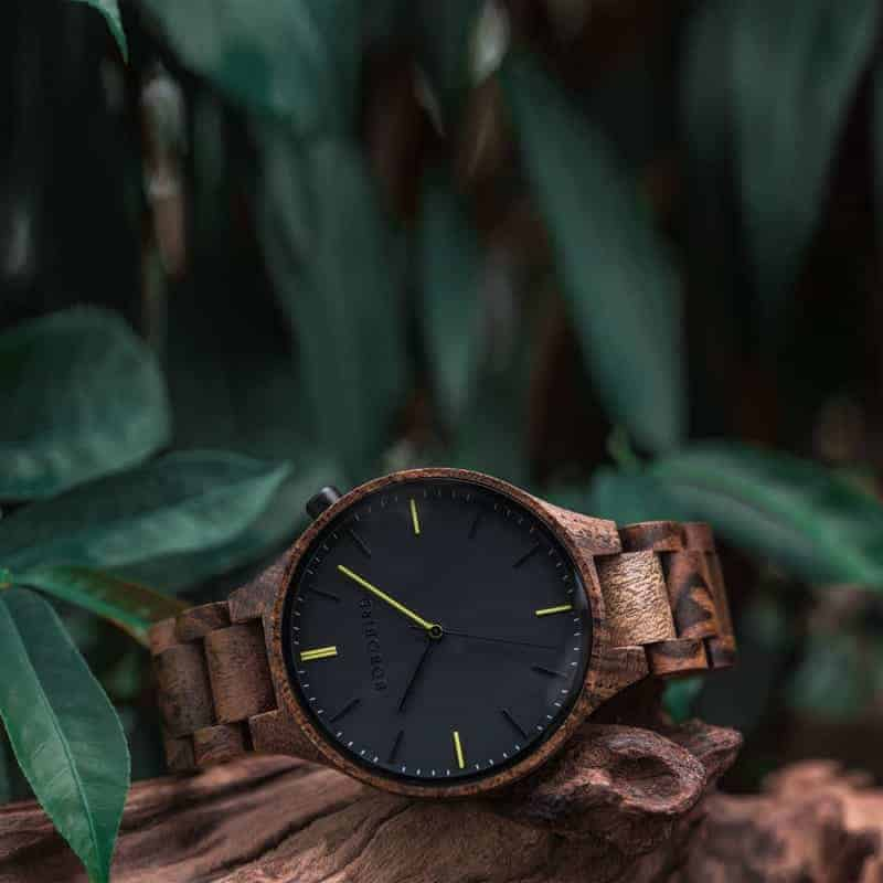 bobo bird wooden watches for men Walter S27-2