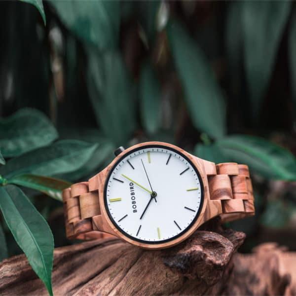 bobo bird wooden watches for men Walter S27-3