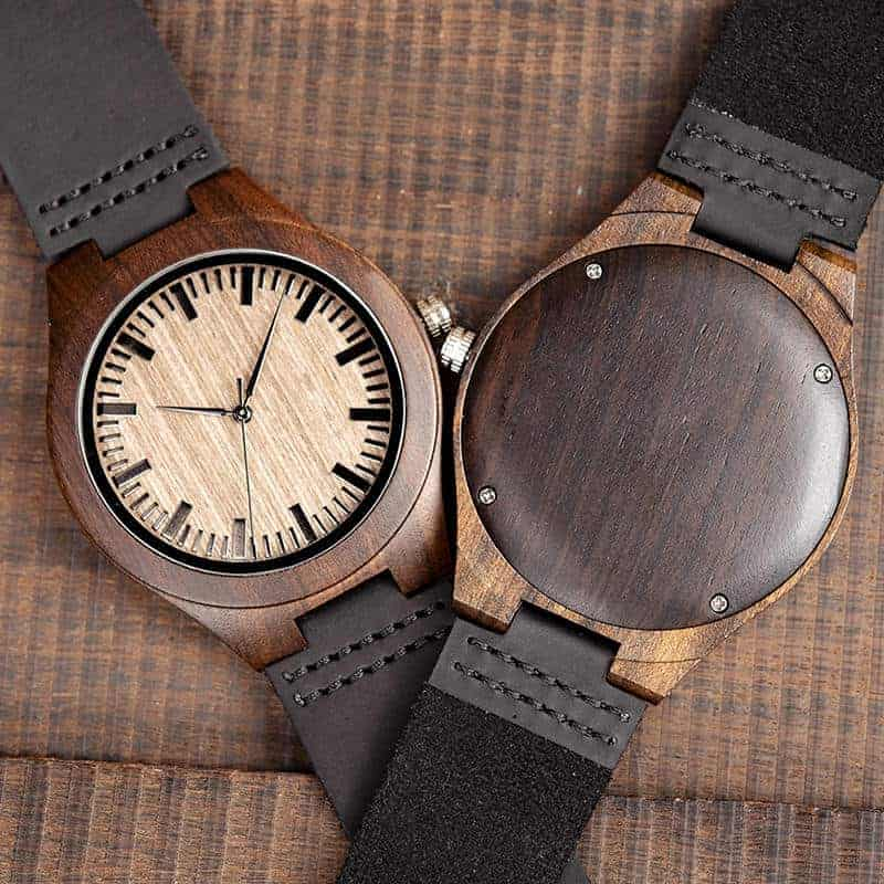 Wood watches F08 1