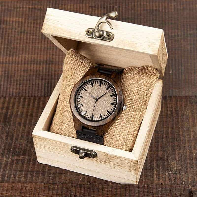 Wood watches F08 2