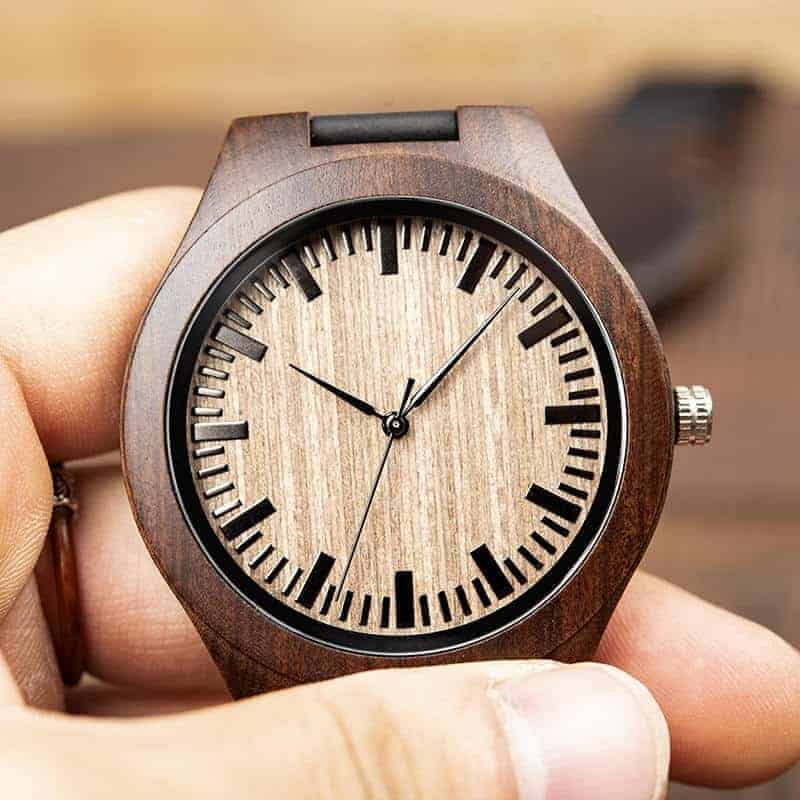 Wood watches F08 3