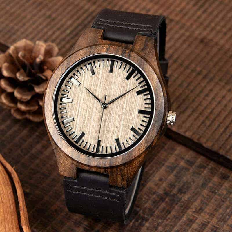 Wood watches F08