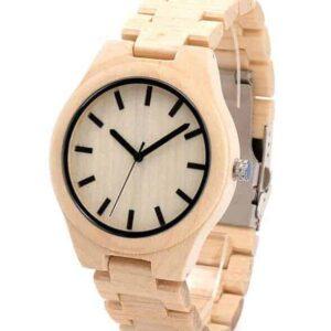 Maple Wooden Watches – BOBO BIRD G30