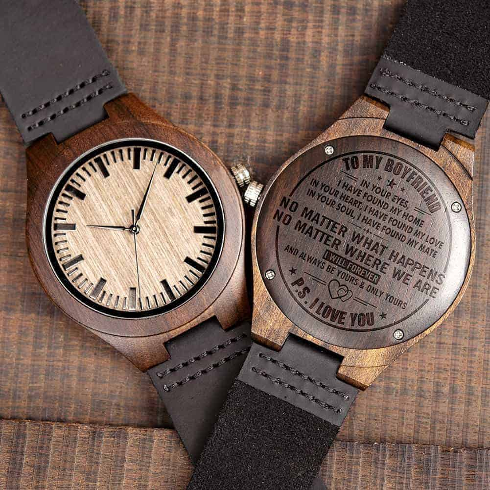 engraved wooden watches 13