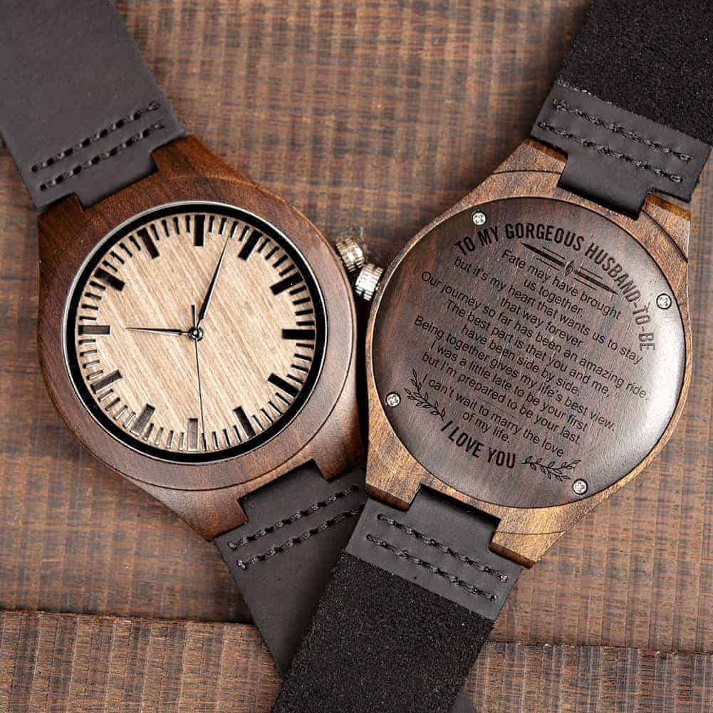 engraved wooden watches 16
