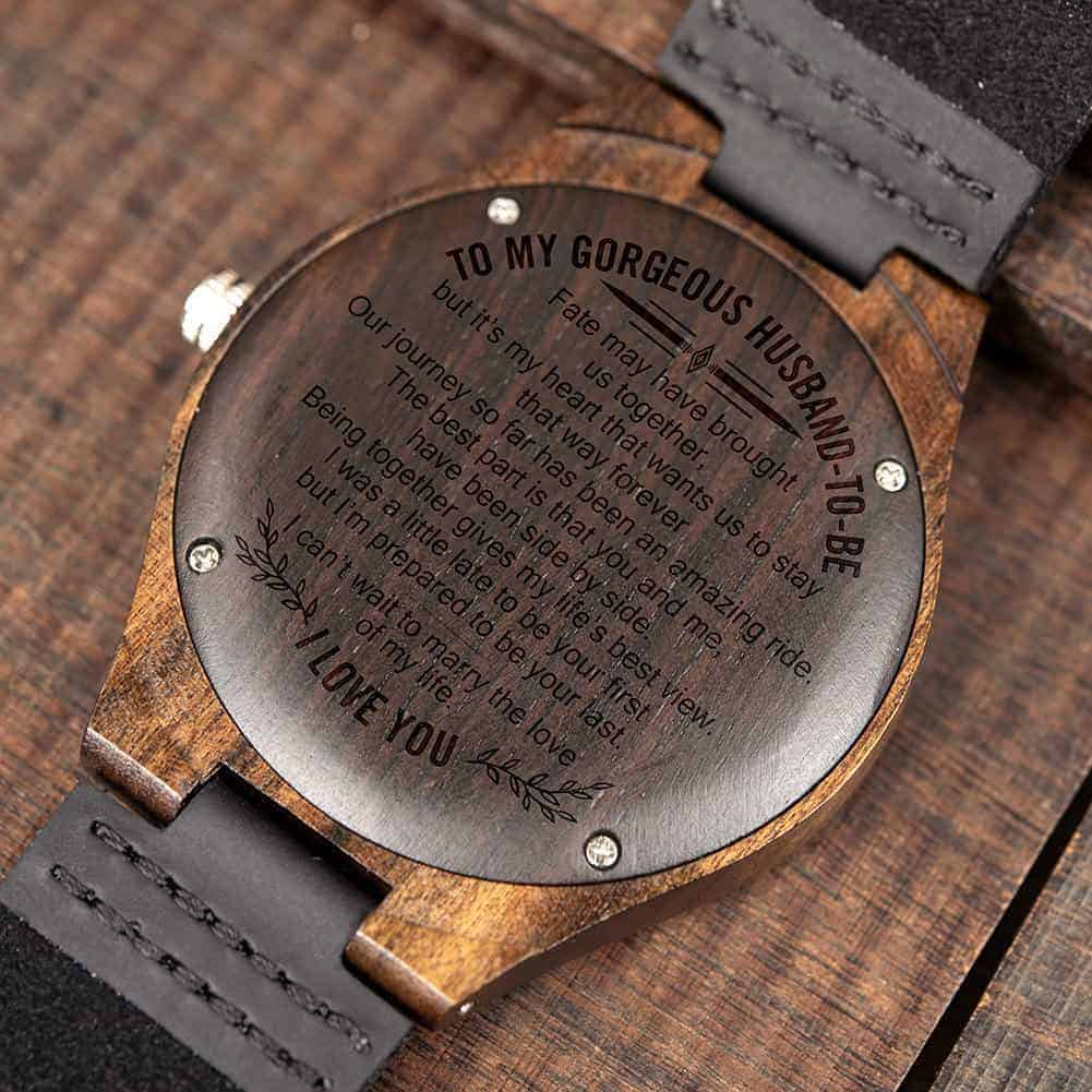 engraved wooden watches 18