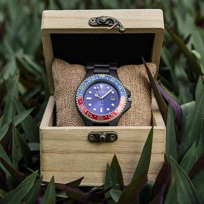 wooden watches for men O25-1-11