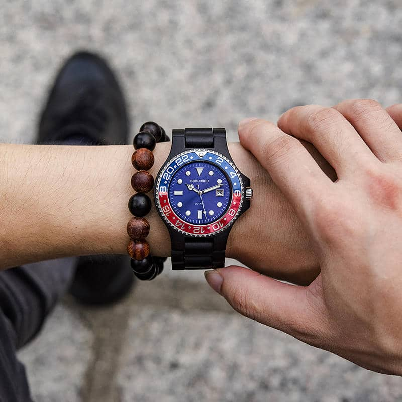 wooden watches for men O25 1 12
