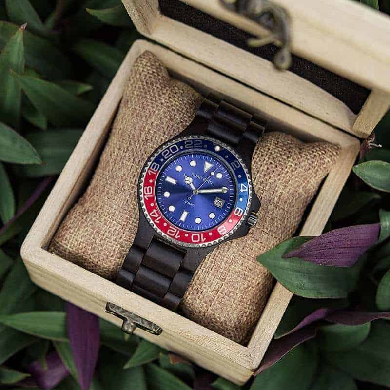 wooden watches for men O25-1-7