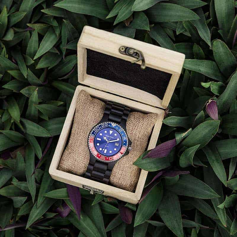 wooden watches for men O25-1-9