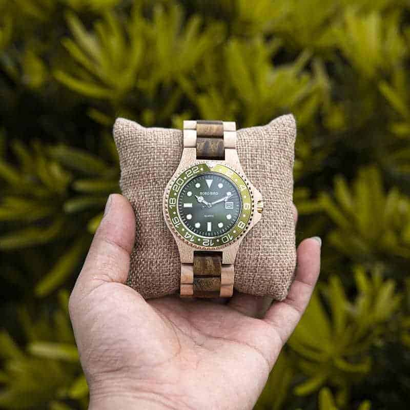 wooden watches for men O25-2-3