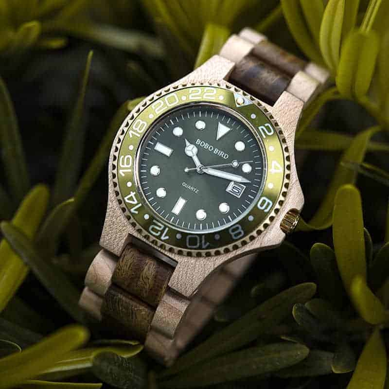 wooden watches for men O25-2-5