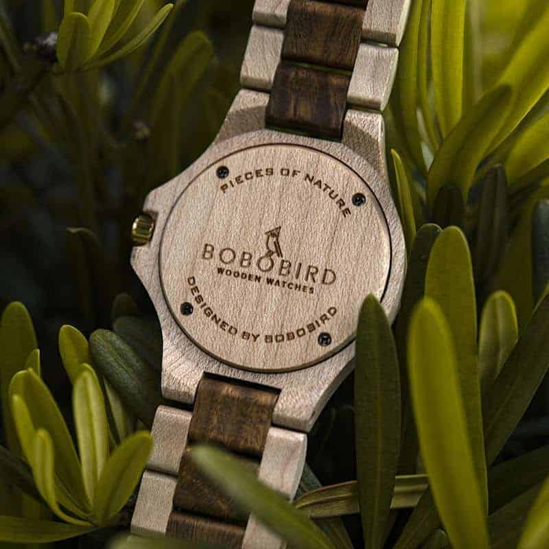 wooden watches for men O25-2-7