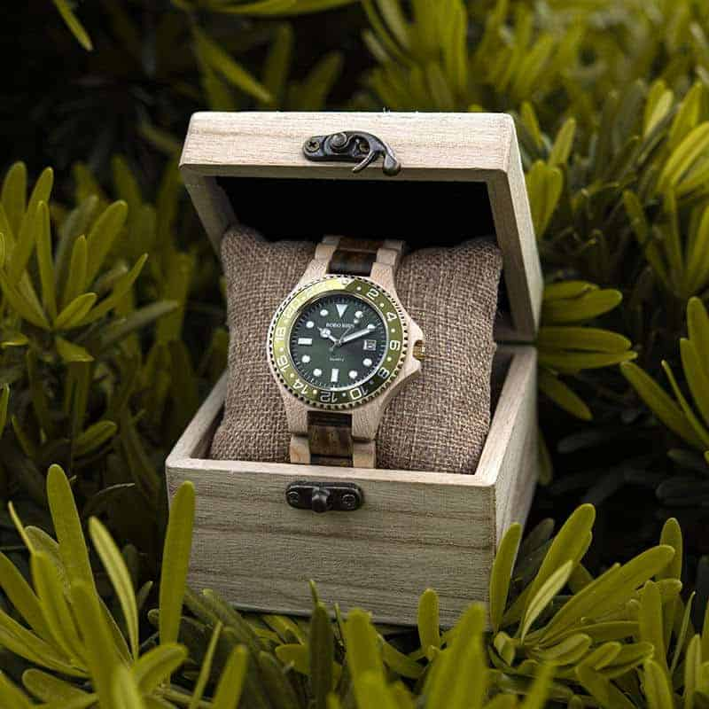 wooden watches for men O25-2-8