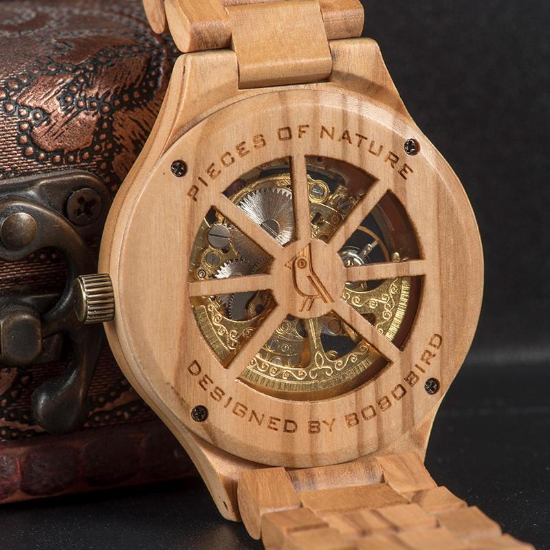 wood watch for men s29 9