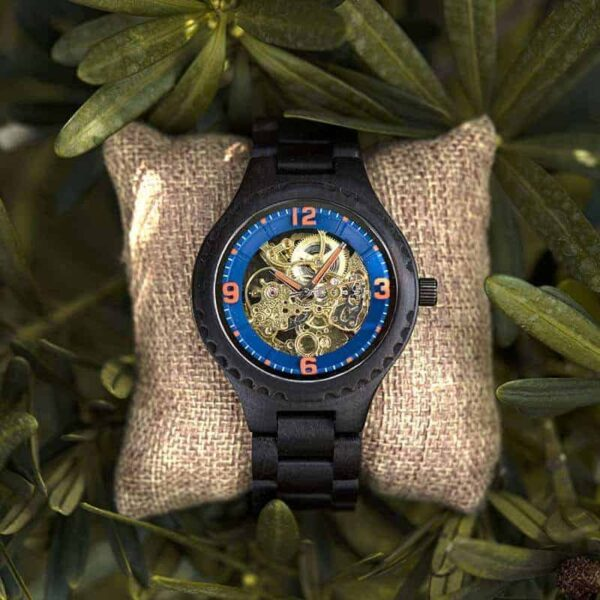 Automatic Wooden Watches S29-1