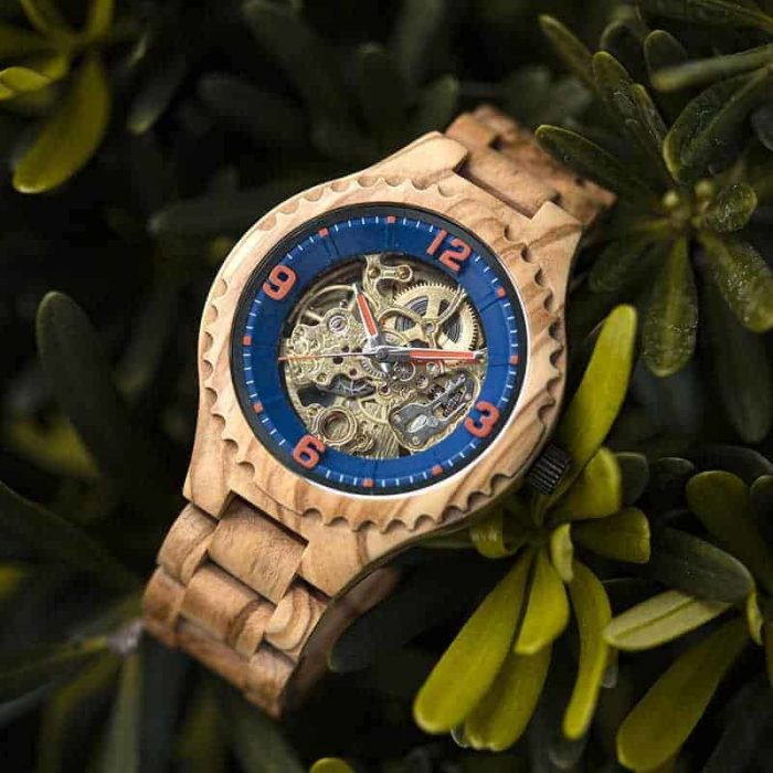 wooden watches for men S29-2-2