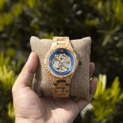 Automatic Wooden Watches S29-2