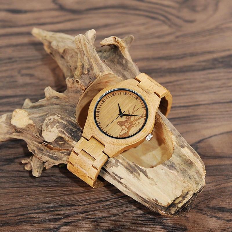 Bamboo watches D28 BOBO BIRD