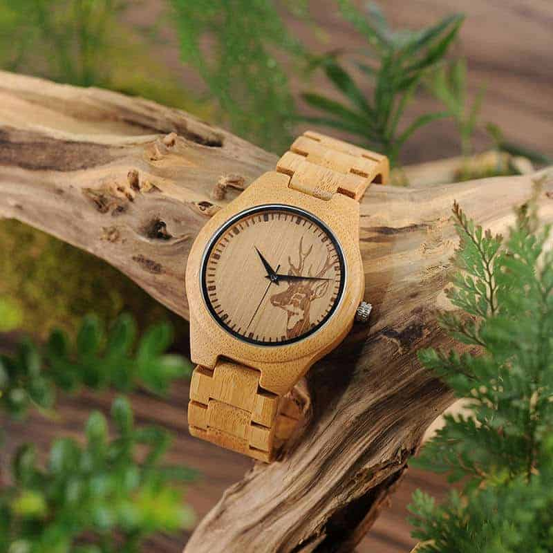 Bamboo watches D28 4 BOBO BIRD