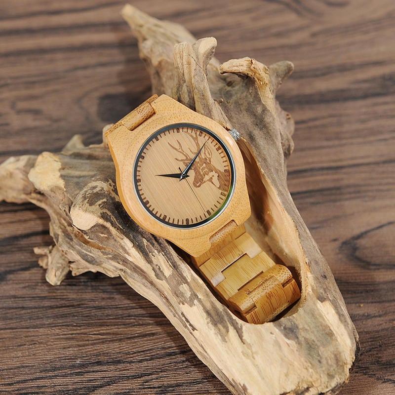 Bamboo watches D28 5 BOBO BIRD