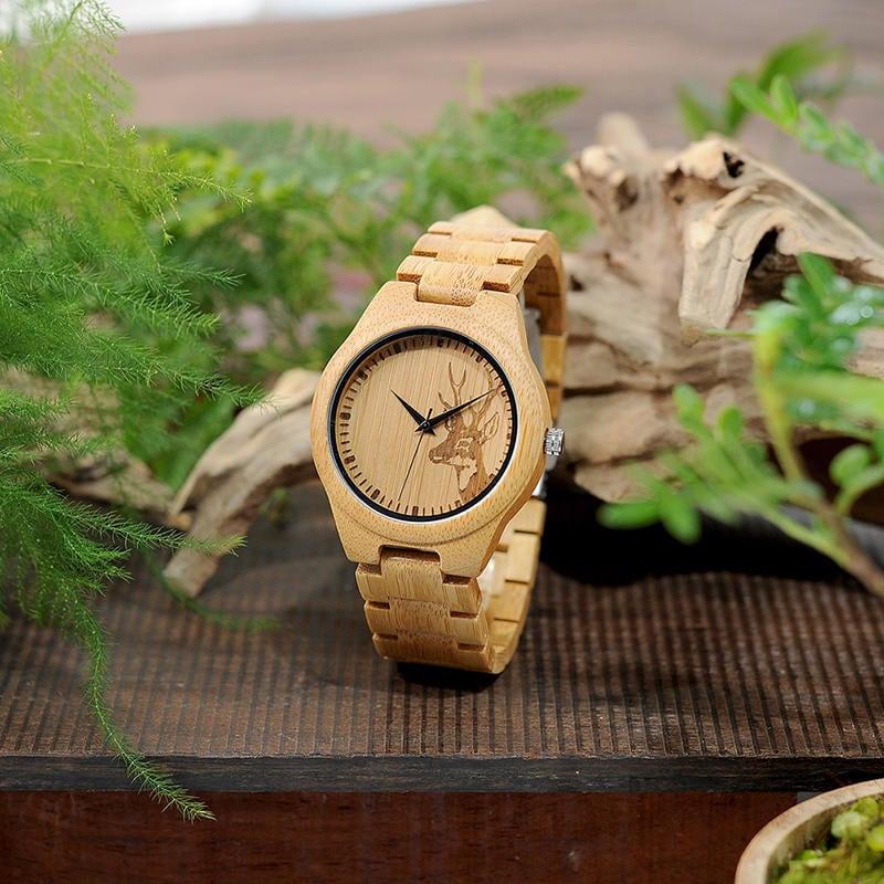 Bamboo watches D28 6 BOBO BIRD