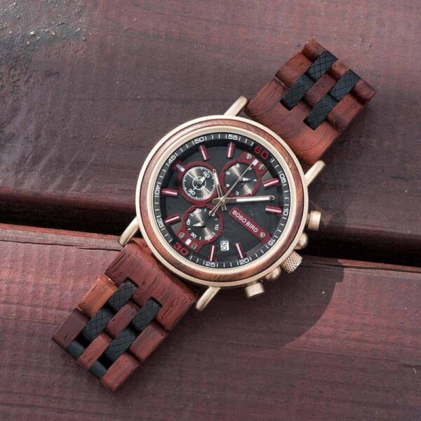 Wooden Watches by bobo bird