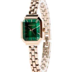 Women's Stainless Steel Simple Quartz Watch T01-4