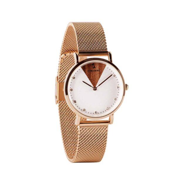 Women's Stainless Steel Simple Quartz Watch T01-2