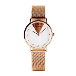 Women's Stainless Steel Simple Quartz Watch T01-2
