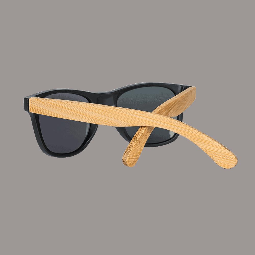 Handmade Bamboo Wood Sunglasses AG004d-1