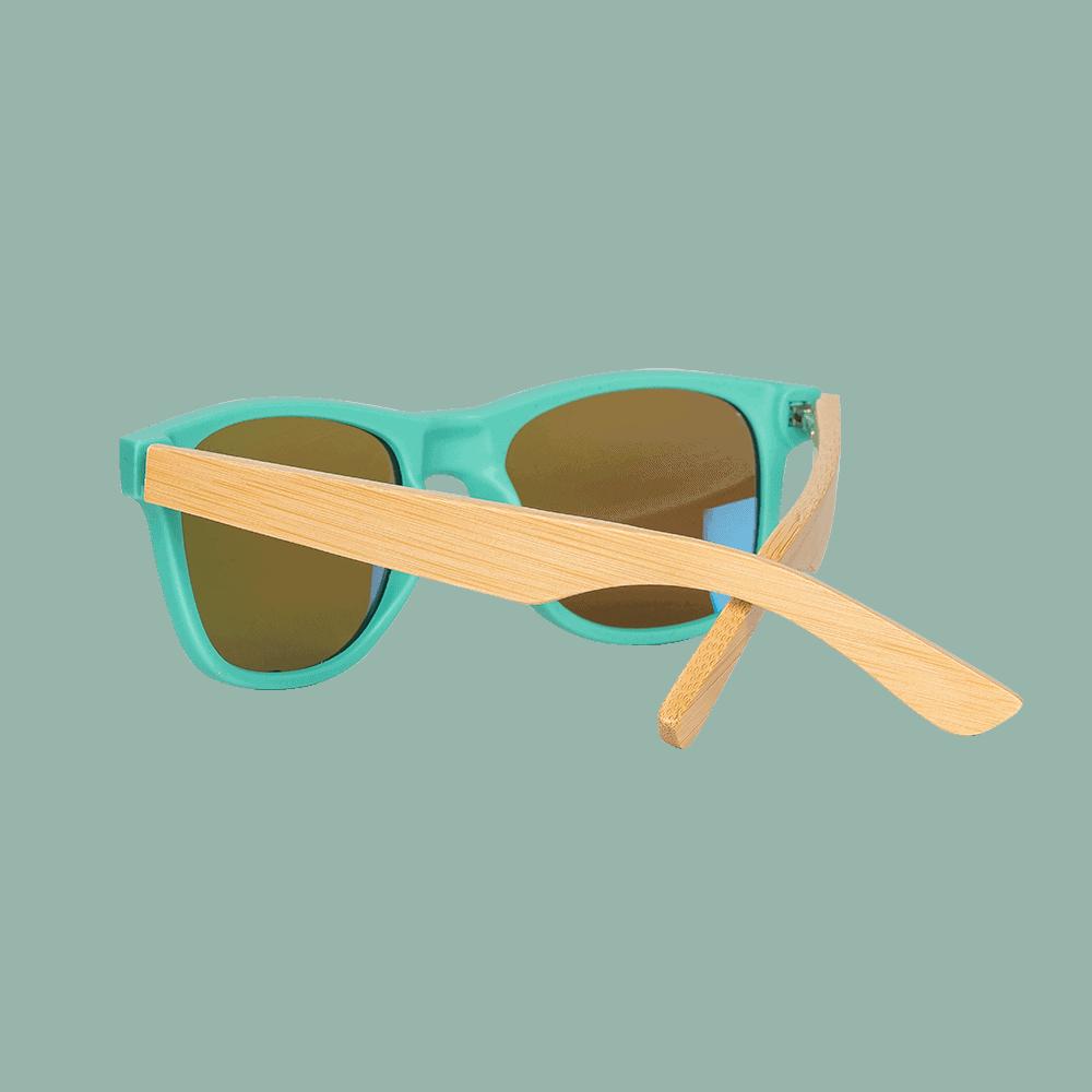 Handmade Bamboo Wood Sunglasses CG001g-1