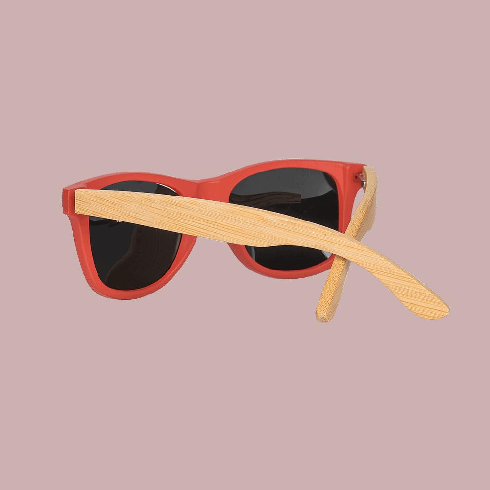 Handmade Bamboo Wood Sunglasses CG003c-2