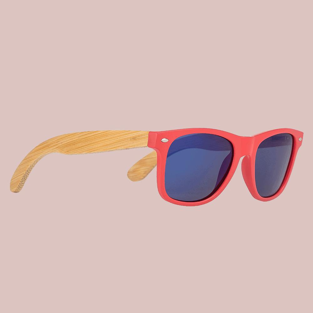 Handmade Bamboo Wood Sunglasses CG003d-1