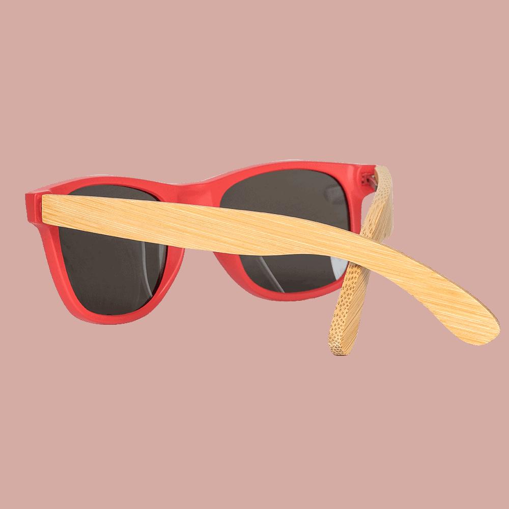 Handmade Bamboo Wood Sunglasses CG003d-2