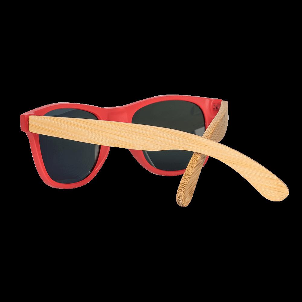 Handmade Bamboo Wood Sunglasses CG003e-2