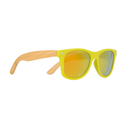 Handmade Bamboo Wood Sunglasses CG006f