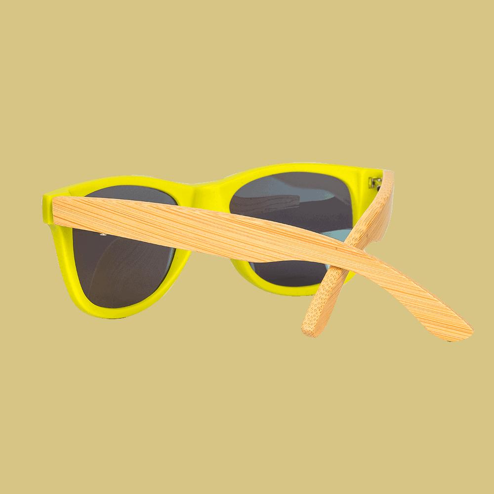 Handmade Bamboo Wood Sunglasses CG006g-2