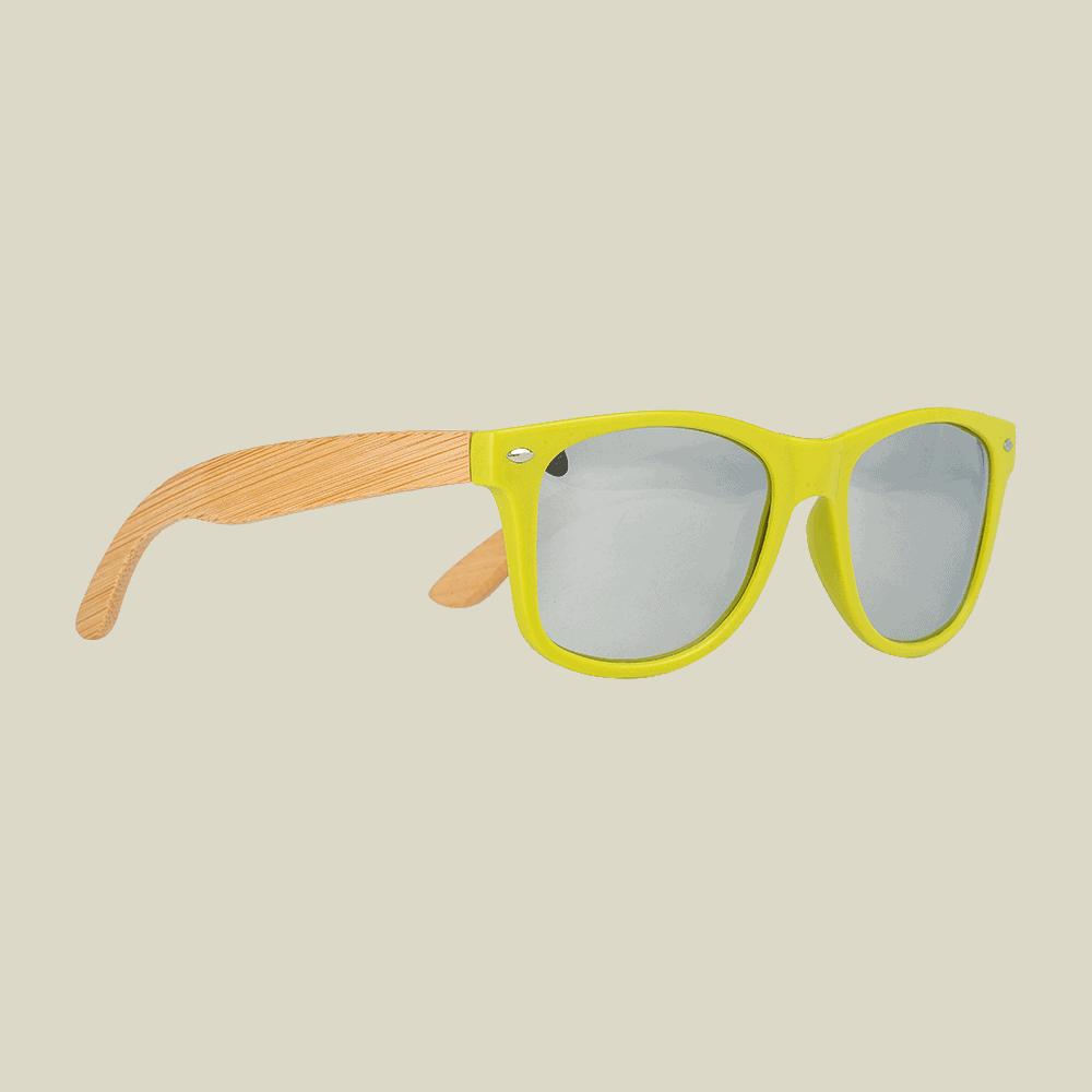 Handmade Bamboo Wood Sunglasses CG006g-3