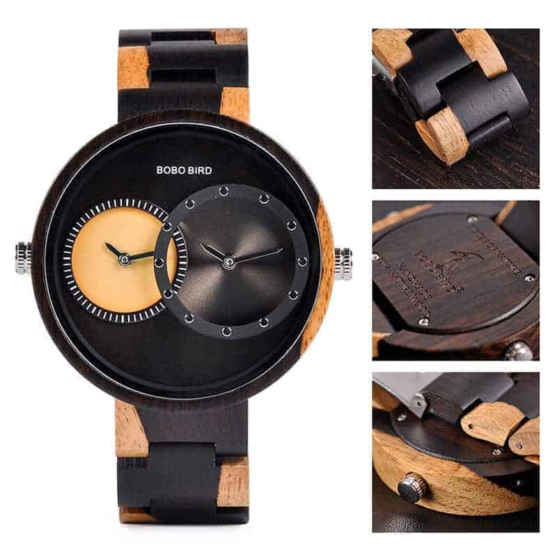 Wood Watches R10-1-3