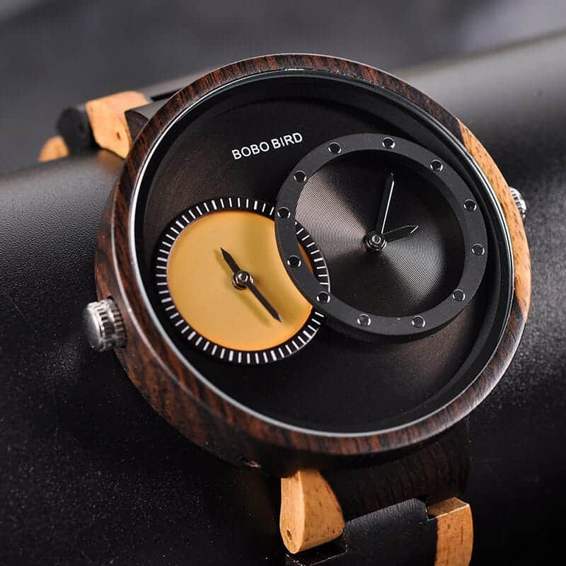 Wood Watches R10-1-4