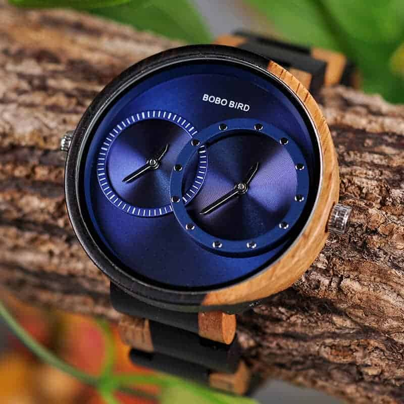 Wood Watches R10-3-3