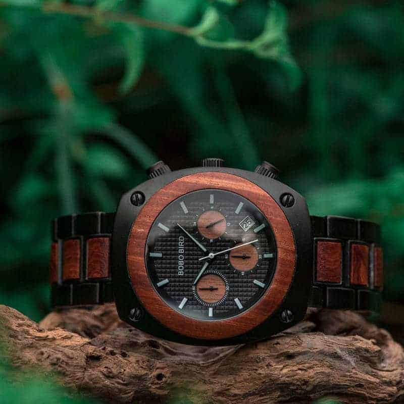 Wooden Watches for Men T08-1-1