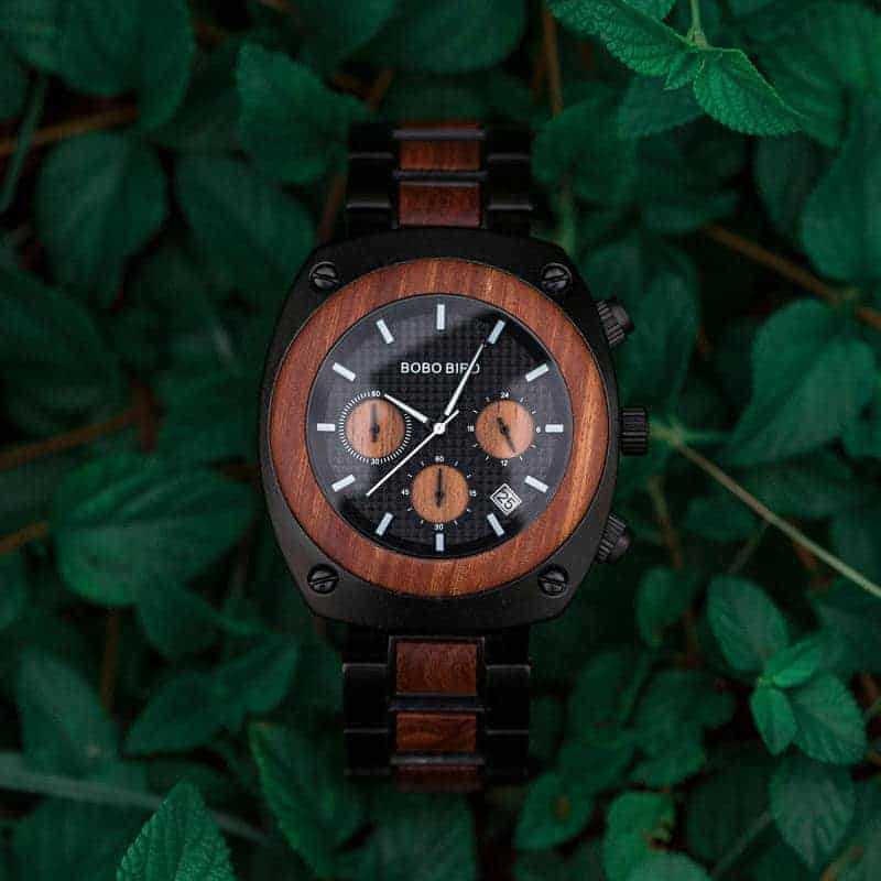 Wooden Watches for Men T08-1-2