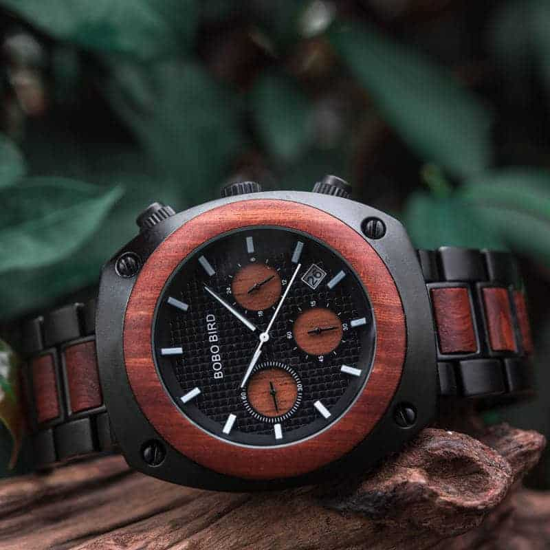 Wooden Watches for Men T08-1-4