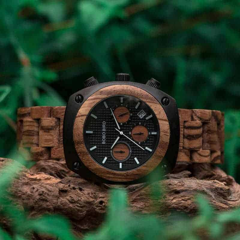 Wooden Watches for Men T08-4-1