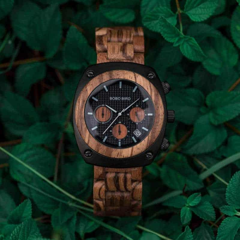 Wooden Watches for Men T08-4-2
